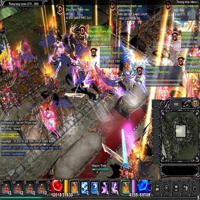 MU: Vượt Thời Đại trở thành tâm điểm làng game với hàng triệu đăng kí trước 0