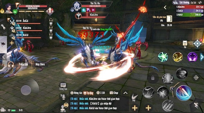 Perfect World VNG tung phiên bản mới Hàn Băng Lục Địa đón giáng sinh