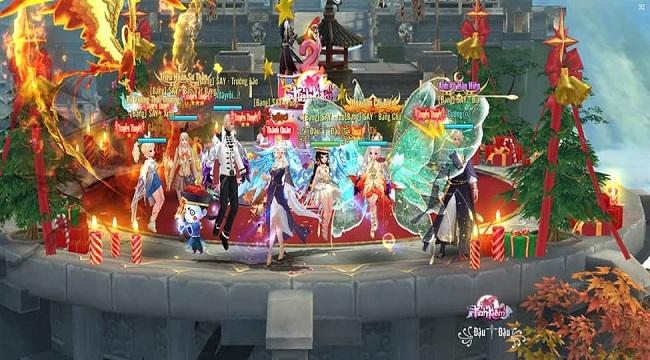 Tình Kiếm 3D chỉ mất 2 năm để viết lên trang sử mới cho game nhập vai kiếm hiệp
