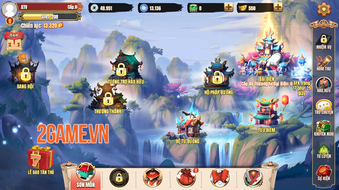 Trải nghiệm Kiếm Hiệp Việt: Game thẻ tướng người Việt sản xuất cũng không kém ai 4