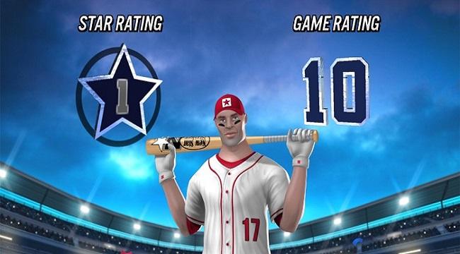 Game mobile đề tài thể thao New Star Baseball ra mắt trên Google Play