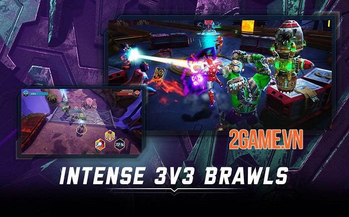 Marvel Realm of Champions - Game MOBA 3v3 đã có sẵn toàn cầu cho iOS và Android 0
