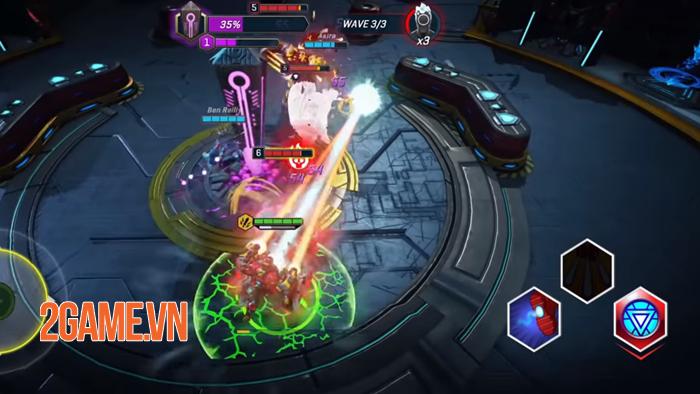 Marvel Realm of Champions - Game MOBA 3v3 đã có sẵn toàn cầu cho iOS và Android 2