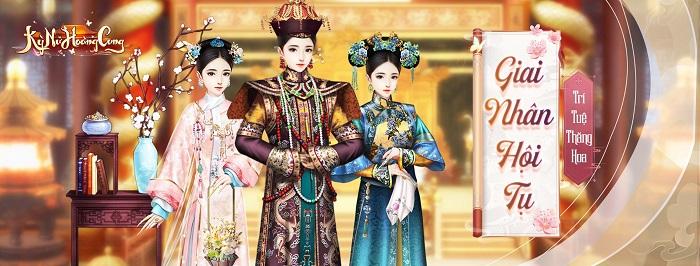Kỳ Nữ Hoàng Cung có hệ thống thời trang đẹp lộng lẫy và cực kỳ hoành tráng 0