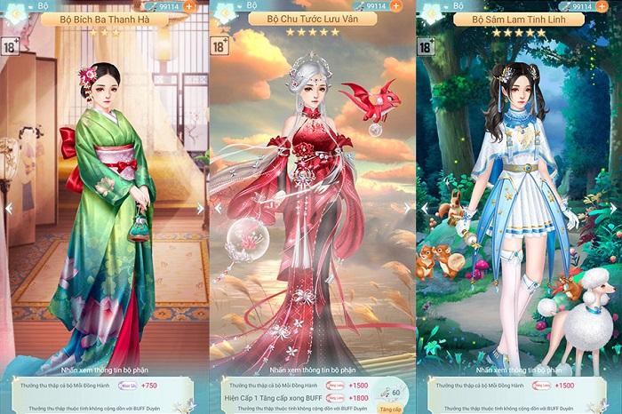 Kỳ Nữ Hoàng Cung có hệ thống thời trang đẹp lộng lẫy và cực kỳ hoành tráng 2