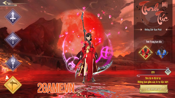 Thương Khung Chi Kiếm - Tuyệt tác tiên kiếm hiệp chuẩn chỉnh từ đồ họa đến gameplay 1