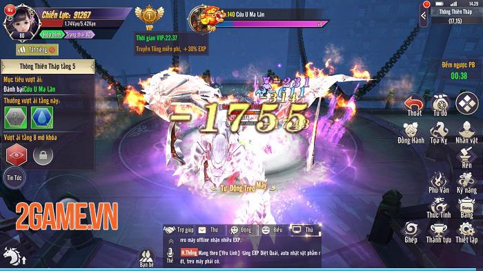 Thương Khung Chi Kiếm - Tuyệt tác tiên kiếm hiệp chuẩn chỉnh từ đồ họa đến gameplay 10