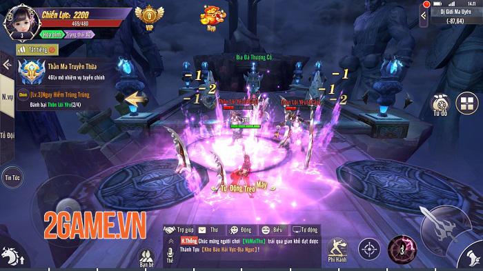 Thương Khung Chi Kiếm - Tuyệt tác tiên kiếm hiệp chuẩn chỉnh từ đồ họa đến gameplay 4