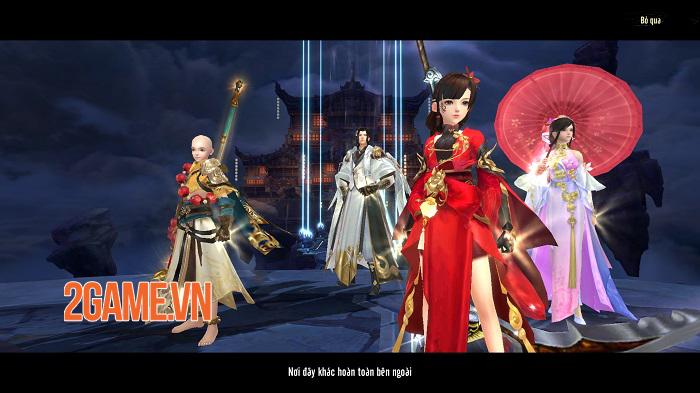 Thương Khung Chi Kiếm - Tuyệt tác tiên kiếm hiệp chuẩn chỉnh từ đồ họa đến gameplay 0