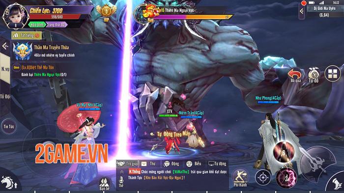 Thương Khung Chi Kiếm - Tuyệt tác tiên kiếm hiệp chuẩn chỉnh từ đồ họa đến gameplay 5