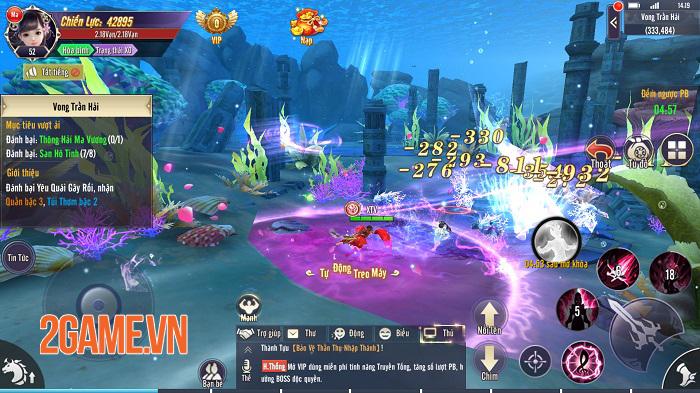 Thương Khung Chi Kiếm - Tuyệt tác tiên kiếm hiệp chuẩn chỉnh từ đồ họa đến gameplay 7