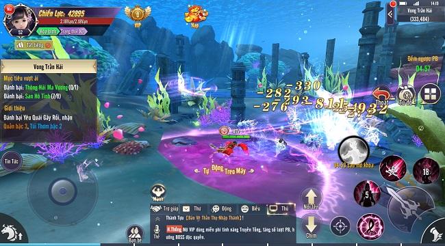 Thương Khung Chi Kiếm – Tuyệt tác tiên kiếm hiệp chuẩn chỉnh từ đồ họa đến gameplay