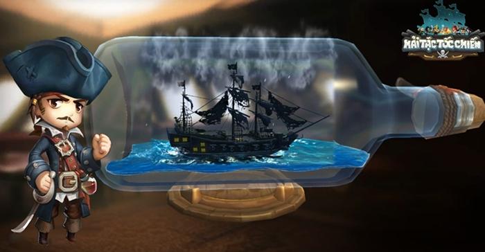 Game thẻ tướng lối chơi độc đáo Hải Tặc Tốc Chiến ấn định ra mắt 1