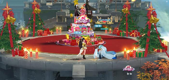 """Sinh nhật 2 tuổi Tình Kiếm 3D tung chuỗi sự kiện khủng kèm quà """"siêu to siêu khổng lồ"""""""