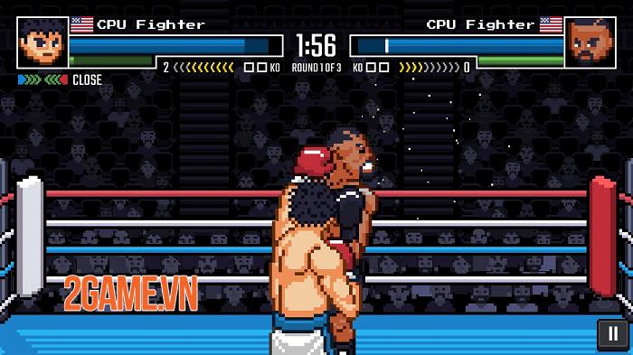 Prizefighters 2 - Game đối kháng lấy cảm hứng từ Punch-Out ra mắt mobile 0