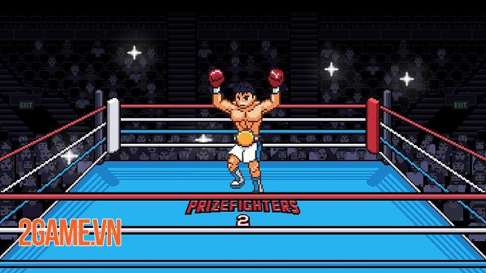 Prizefighters 2 - Game đối kháng lấy cảm hứng từ Punch-Out ra mắt mobile 2