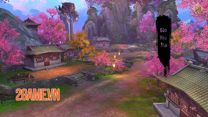 Phiên bản mới Đào Hoa Ảnh Lạc khiến Tân Thiên Long Mobile thêm thú vị 3