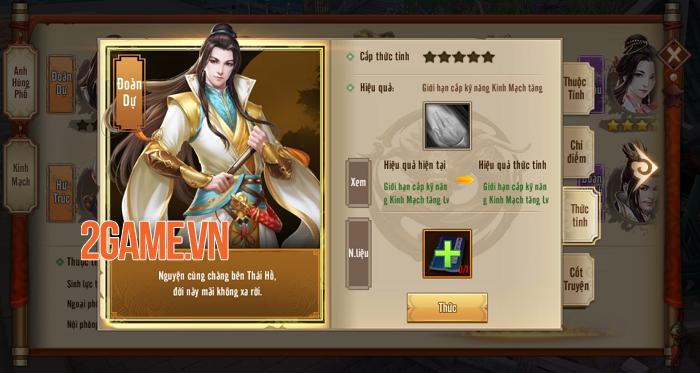 Phiên bản mới Đào Hoa Ảnh Lạc khiến Tân Thiên Long Mobile thêm thú vị 6