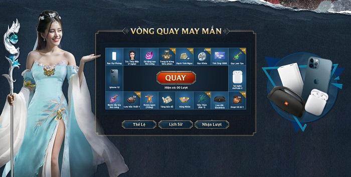 Tuyết Ưng VNG khai mở sự kiện đăng kí sớm vô cùng hoành tráng 2