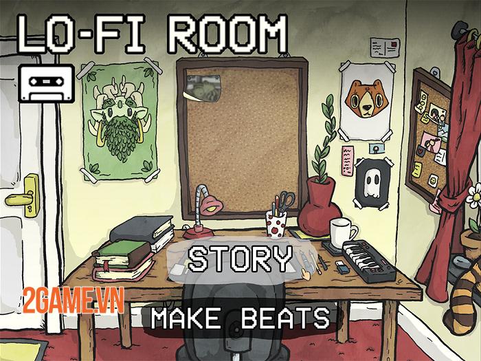 Lo-fi Room - Tận hưởng cảm giác thư giãn với những chuỗi giai điệu gây nghiện 3