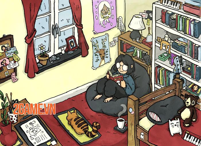 Lo-fi Room - Tận hưởng cảm giác thư giãn với những chuỗi giai điệu gây nghiện 4