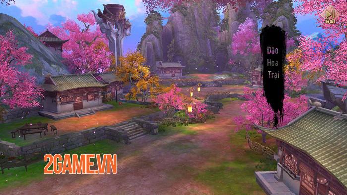 Cộng đồng Tân Thiên Long Mobile say đắm bản cập nhật Đào Hoa Ảnh Lạc 4