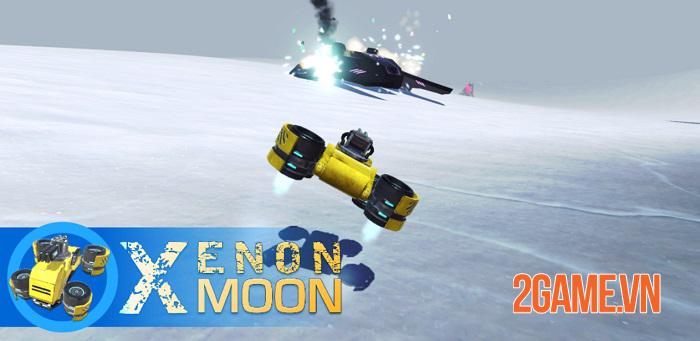 Xenon Moon - Game phiêu lưu hành động khoa học viễn tưởng đầy thử thách 0