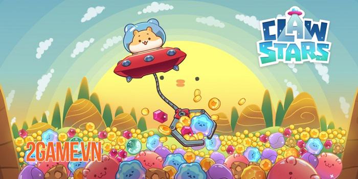 Claw Stars - Khám phá vũ trụ, giải cứu các sinh vật đáng yêu 0