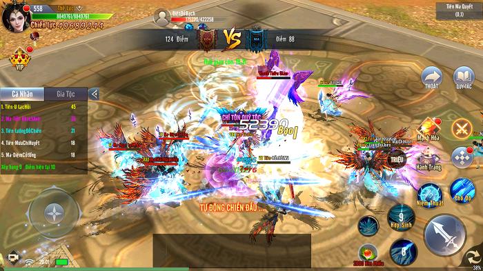Cận cảnh Giang Hồ Tu Tiên -tựa game được review nhiều nhất tuần qua 1
