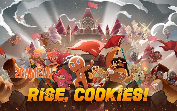 Cookie Run: Kingdom đạt 1 triệu lượt đăng ký trước trong tuần đầu tiên 2