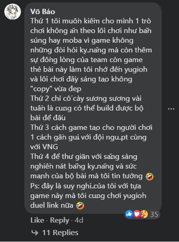 Game thủ Việt gắn bó với Huyền Thoại Runeterra chỉ trong thời gian ngắn 3