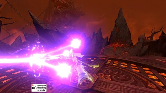 Game thủ Thương Khung Chi Kiếm chỉ một chạm đã trở thành kiếm hiệp chân nhân 2