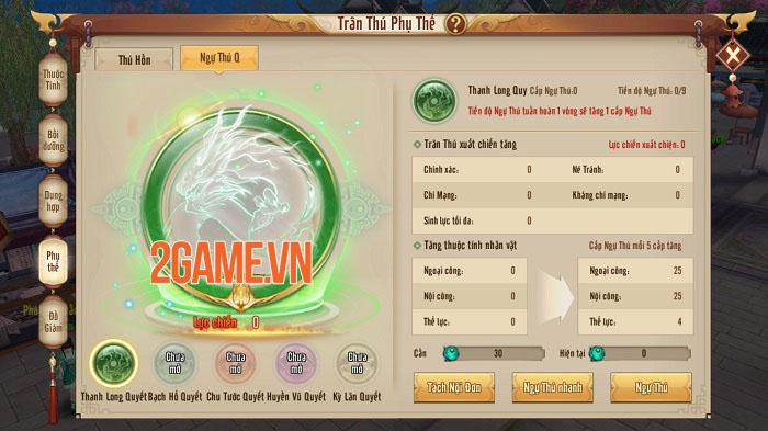 Tân Thiên Long Mobile: Phiên bản Đào Hoa Ảnh Lạc đưa người chơi lên một tầm cao mới 5