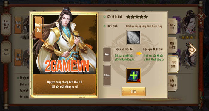 Tân Thiên Long Mobile: Phiên bản Đào Hoa Ảnh Lạc đưa người chơi lên một tầm cao mới 2