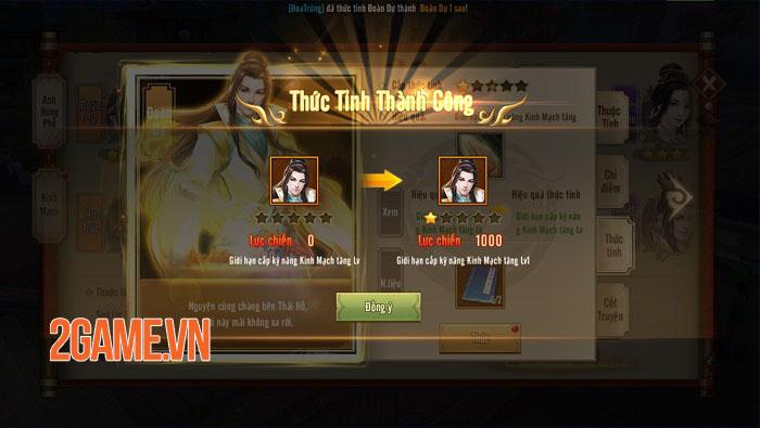 Tân Thiên Long Mobile: Phiên bản Đào Hoa Ảnh Lạc đưa người chơi lên một tầm cao mới 3