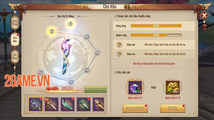Tân Thiên Long Mobile: Phiên bản Đào Hoa Ảnh Lạc đưa người chơi lên một tầm cao mới 1