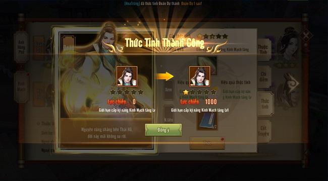 Tân Thiên Long Mobile: Phiên bản Đào Hoa Ảnh Lạc đưa người chơi lên một tầm cao mới