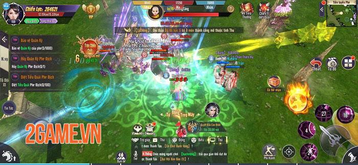 Game thủ Thương Khung Chi Kiếm dành không ngớt lời khen trong ngày ra mắt 5