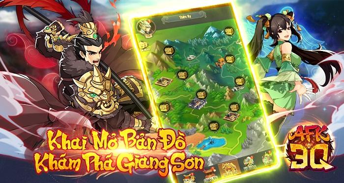 AFK 3Q - Đế Vương Thiên Hạ: Món ăn tinh thần đầy hấp dẫn để kết năm 2020 1