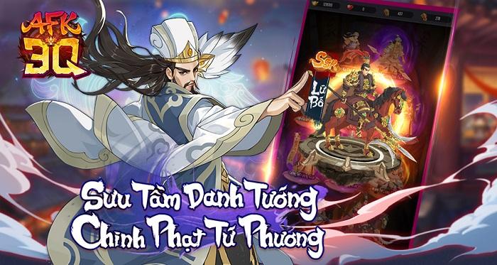 AFK 3Q - Đế Vương Thiên Hạ: Món ăn tinh thần đầy hấp dẫn để kết năm 2020 4