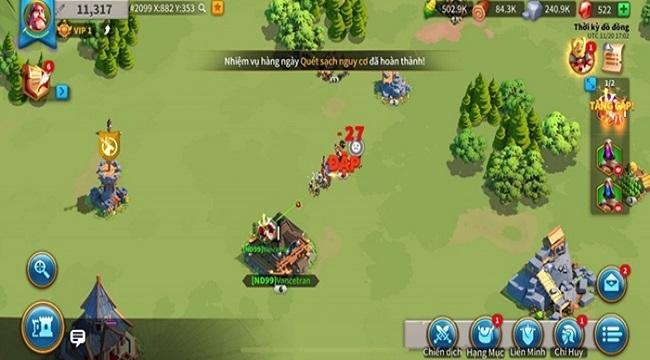 Những điều cần biết về Rise of Kingdoms cho người mới bắt đầu chơi