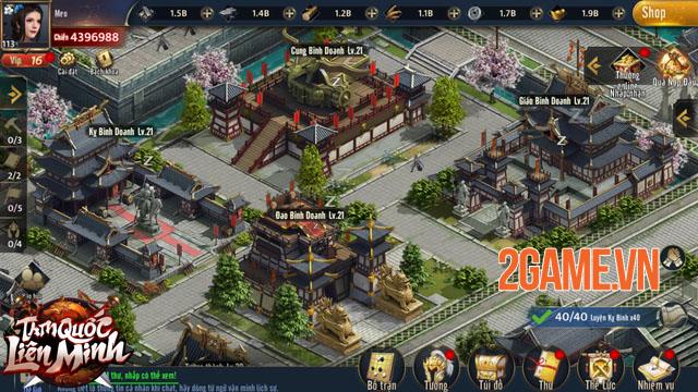 Tam Quốc Liên Minh - Game SLG đồ họa 4K sắc nét và gameplay xuất sắc 2