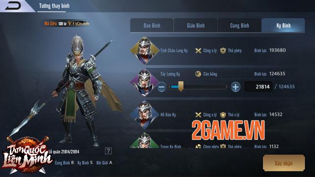 Tam Quốc Liên Minh - Game SLG đồ họa 4K sắc nét và gameplay xuất sắc 5