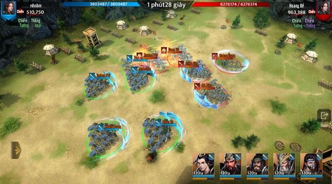 Tam Quốc Liên Minh – Game SLG đồ họa 4K sắc nét và gameplay xuất sắc