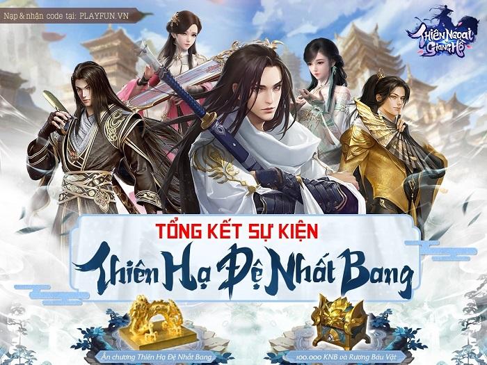 Thiên Ngoại Giang Hồ đã tìm ra Bang Hội mạnh nhất ở Thiên Hạ Đệ Nhất Bang 4