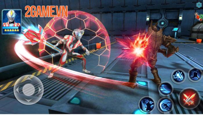 Trải nghiệm Ultraman Anh Hùng Huyền Thoại – Tái hiện tuổi thơ một cách sống động 3