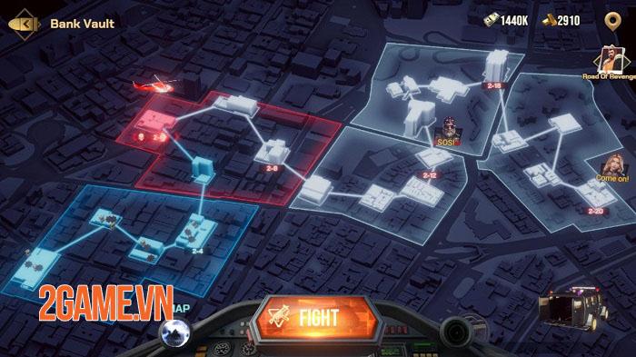 Mafia: Crime War - Game MMO thẻ bài chiến thuật theo chủ đề mafia 4