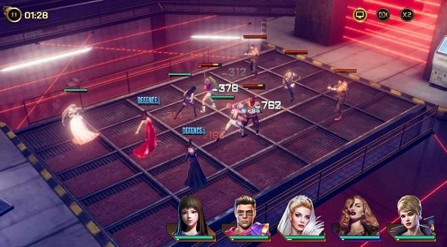 Mafia: Crime War – Game MMO thẻ bài chiến thuật theo chủ đề mafia