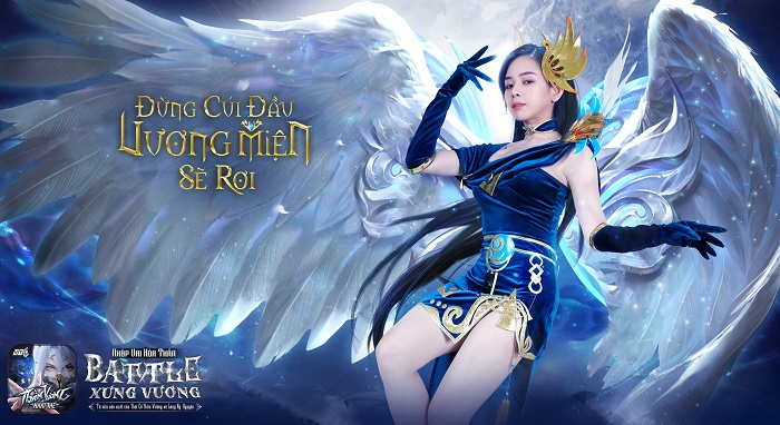 Gặp gỡ DJ Mie - Đại sứ thương hiệu của game Thần Vương Nhất Thế 1