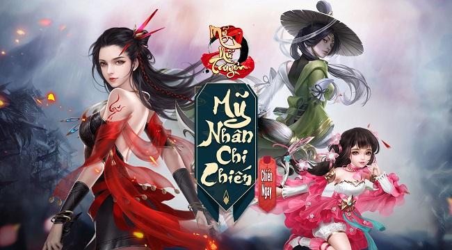 Mỹ Nữ Truyện Mobile tái hiện xuất sắc những mỹ nhân Trung Hoa cổ đại